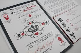 E Wedding Invitation Cards Free Awesome Playing Card Wedding Invitations 13 For Your Hindu