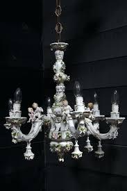 porcelain chandelier roses chandeliers vintage porcelain chandelier antique porcelain