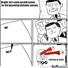 Wii U Meme - rmx wii u by 133tn1nja meme center