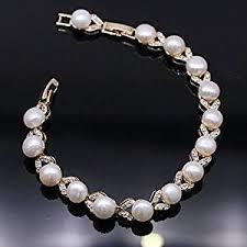 white gold plated charm bracelet images Cheap gold charm bracelet for women find gold charm bracelet for jpg