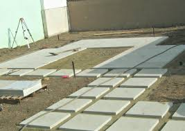 Can You Tile Over Concrete Patio by How To Install 24