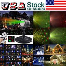 outdoor light projector ebay