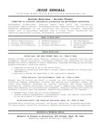 Resume For Bookkeeper Sle Bookkeeper Resume 28 Images Junior Accounting Resume Sales