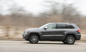 jeep grand diesel mpg 2018 jeep grand in depth model review car and driver