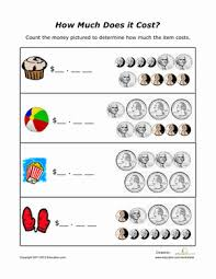 math worksheets printable math worksheets counting money free