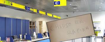 ufficio cambi uil agrigento dopo la rapina all ufficio postale di favara si