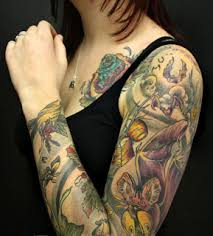 motive coolest tattoo sleeves today visual tattoo