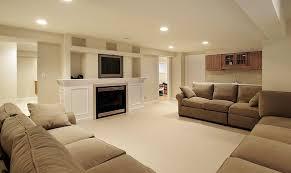 Ideas For Remodeling Basement Interior Design Intriguing Basement Remodel Ideas With Gray