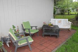 Pallet Cushions by Pallet Patio Furniture Cushions Designs