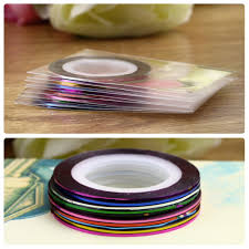popular color striping tape nail art buy cheap color striping tape