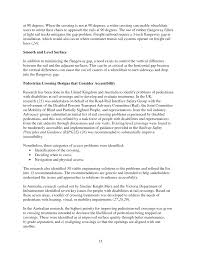 chapter 2 literature reviews treatments used at pedestrian