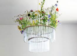 Test Tube Flower Vases Pani Jurek U0027s Inventive Test Tube Chandeliers Are Inspired By