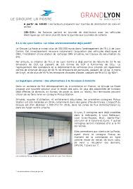bureau de poste lyon 7 2015 10 02 dp la poste espace logistique urbain lyon centre