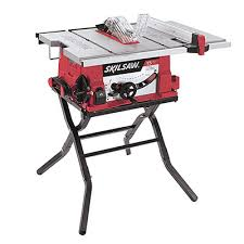 dewalt table saw folding stand skil 3410 02 table saw with folding stand review tool nerds