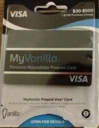 www my vanilla debit card earning points and using the other vanilla reloadable card