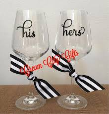 his and hers glassware glassware city gifts