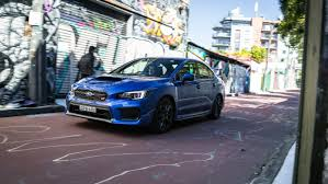 subaru impreza wrx 2018 2018 subaru wrx sti spec r review road and tracks