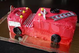 firetruck cake chocolate truck cake one hungry