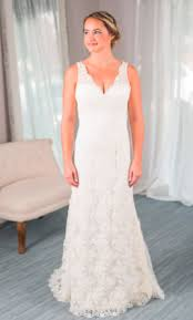 rent a wedding dress modern trousseau for rent 1 000 size 10 used wedding