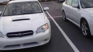 2005 subaru legacy modified modified 06 subaru legacy gt review straight piped exhaust youtube