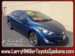 used 2014 hyundai elantra sport for sale in spokane wa vin