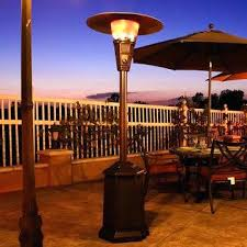 How To Light A Patio Heater Idea How To Light Outdoor Propane Heater For Glass Patio