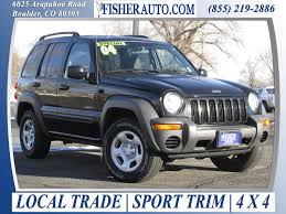 jeep liberty 2001 used cars under 10 000 2004 jeep liberty sport black 8 900