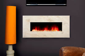 Electric Wall Fireplace In Wall Electric Fireplace Contemporary Home Design Ideas In