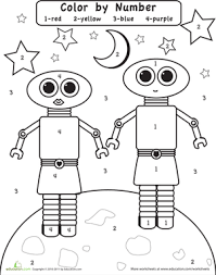 outer space coloring pages education