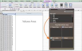 pivot tables for dummies how to create a pivot table in excel a step by step tutorial with