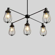 aliexpress com buy wrought iron pendant lights vintage