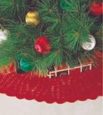 134 best tree skirts images on crochet