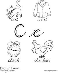 weloveteachingenglish english learning resources the letter u0027c u0027