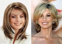 long hair styles for over 40 medium length hairstyles for women