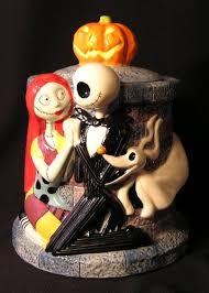 nightmare before christmas cookie jar animebgx