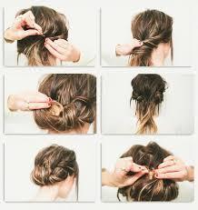 Einfache Hochsteckfrisurenen Anleitung Bildern by 17 Best Hochsteckfrisuren Images On Hairstyles