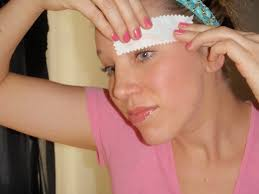 How To Make Wax For Your Eyebrows How To Wax Your Eyebrows At Home Pearls On A String