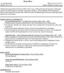 Lvn Skills Resume Lpn Resume Example Sample Esthetician Resume New Graduate New