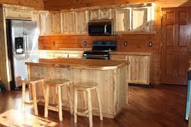 custom made kitchen cabinets kitchen wonderful hand made rustic kitchen cabinets by the bunk