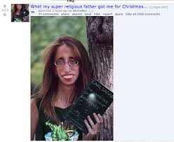 12 Year Old Slut Meme - reddit makes me hate atheists skepchick