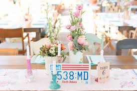 table numbers dogwoodblossomstationery