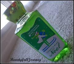 bath u0026 body works vanilla bean noel shower gel review all