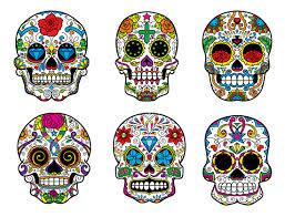 sugar skulls lessons tes teach