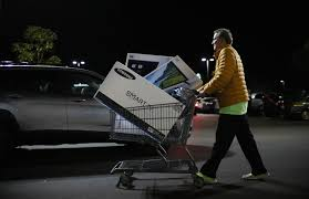 the five days of black friday election them consumers