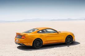 first look 2018 ford mustang ny daily news