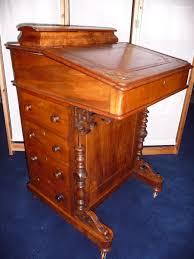 bureau marine ancien meuble écritoire ancien davenport meuble de marine bureau xix le
