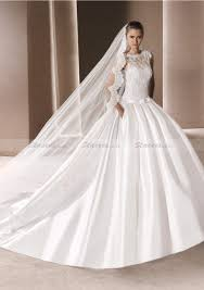 satin wedding dresses satin wedding dress gown bateau court with sashes