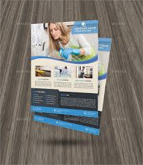 20 cleaning service flyers free psd ai eps format download
