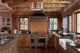 kitchen kitchen farmhouse kitchen decor ideas with brick kitchen