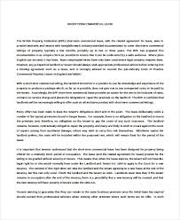free commercial lease agreement template sample iowa commercial